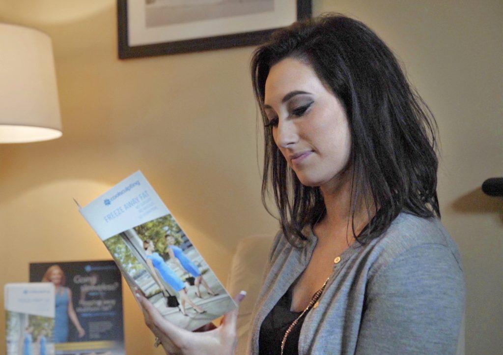 CoolSculpting treatment planning | Knott Street Dermatology | Skin Treatment | Portland Oregon