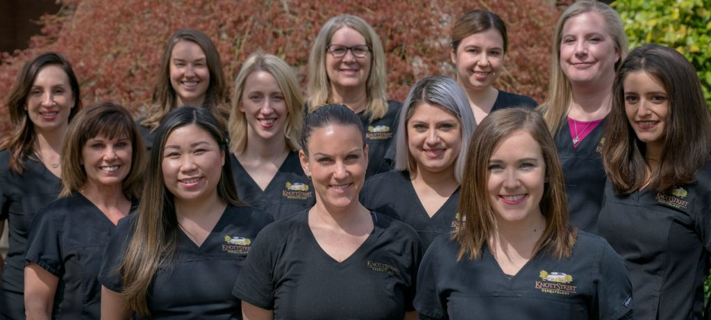 Clinical Staff Knott Street Dermatology