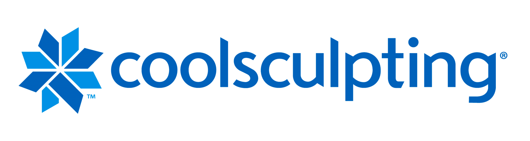 coolsculpting logo Blue