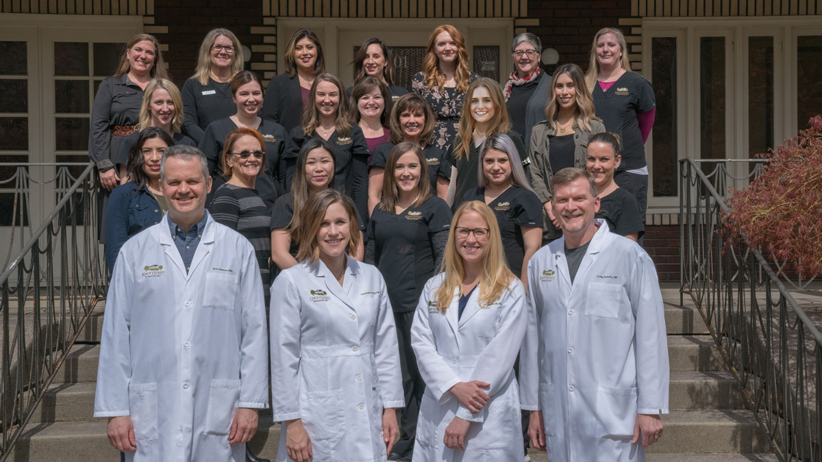 Knott Street Dermatology Full Team