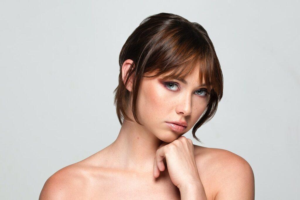 Woman with Botox | Knott Street Dermatology | Skin Treatment | Portland Oregon