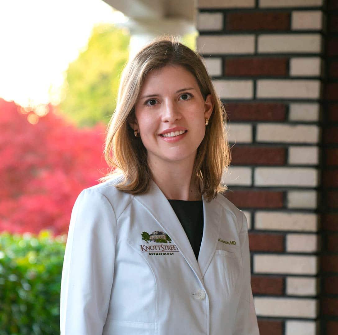 Docotr of Dermatology in Portland Dr. Krista Larson