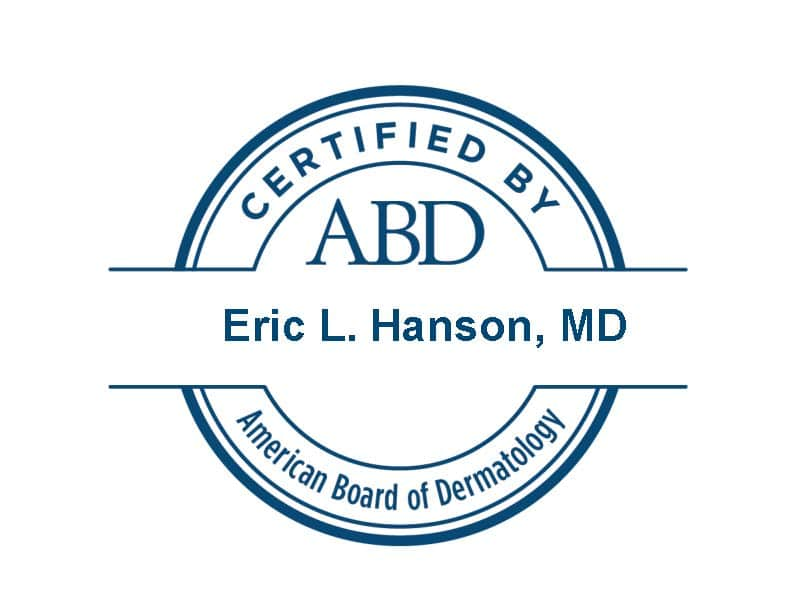 Hanson certified | Knott Street Dermatology | Skin Care Center | Portland Oregon